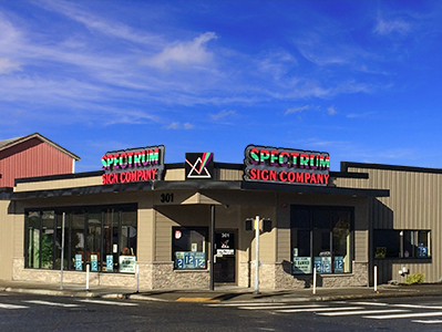 Spectrum Sign Co